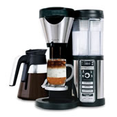 Hot Or Iced Coffee Barista Machine