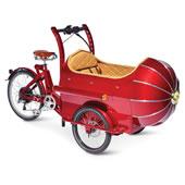 Electric Rocket Carriage Trike
