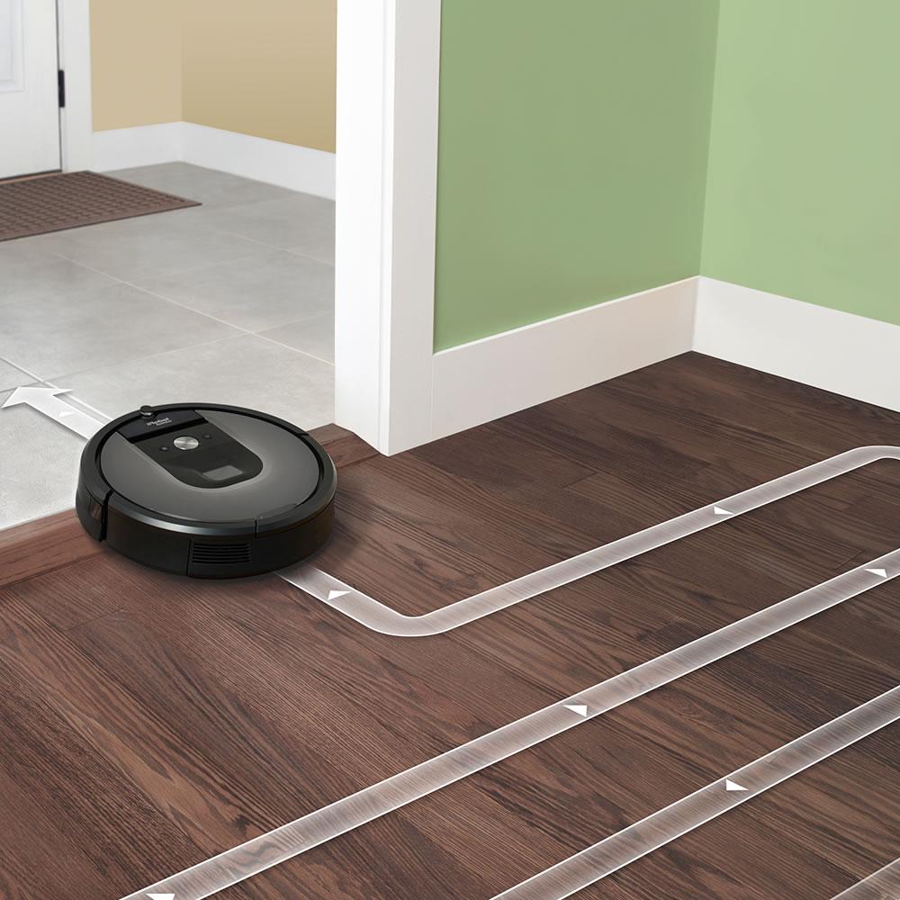 The Roomba 960 3