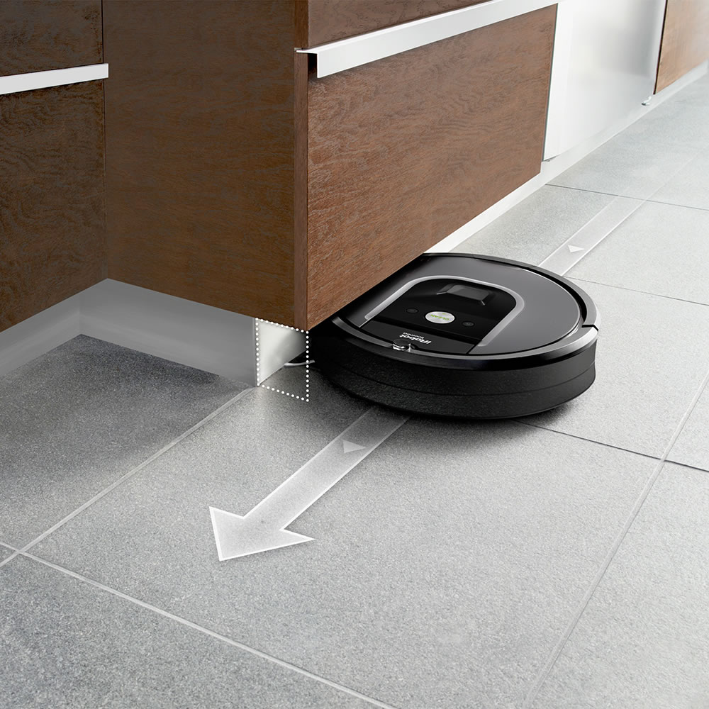 The Roomba 960 5