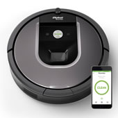The Roomba 960.