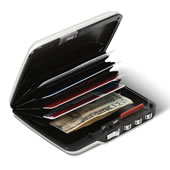 Impenetrable Secure Vault Wallet