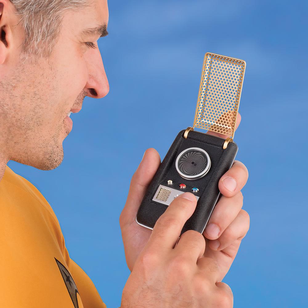 The Star Trek Communicator - Hammacher Schlemmer