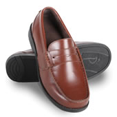 Neuropathy Loafers Black 10