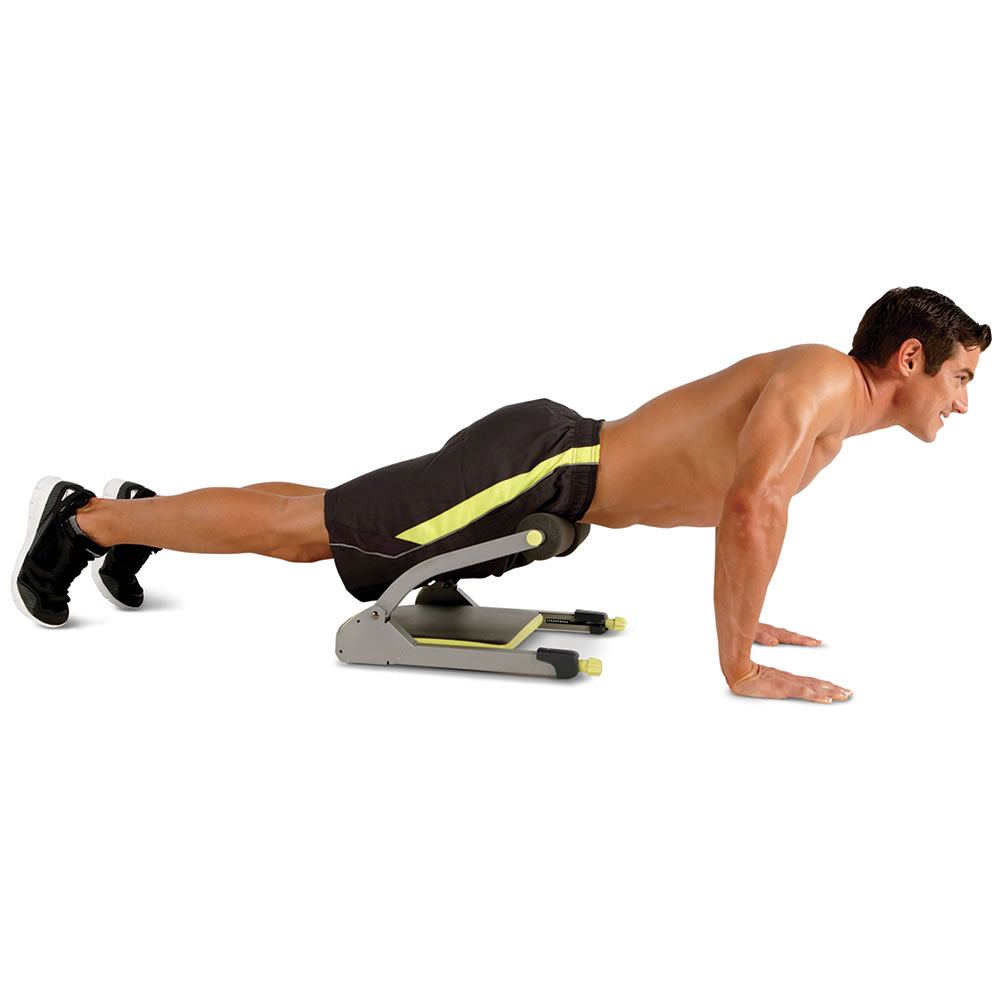 The Back and Core Strengthener 5