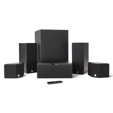 The Easy Setup Audiophile's Wireless Surround Sound System