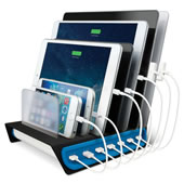7 Device Charging Station