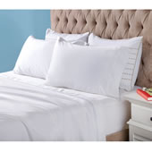 Sensitive Skin Sheet Set King Ivory