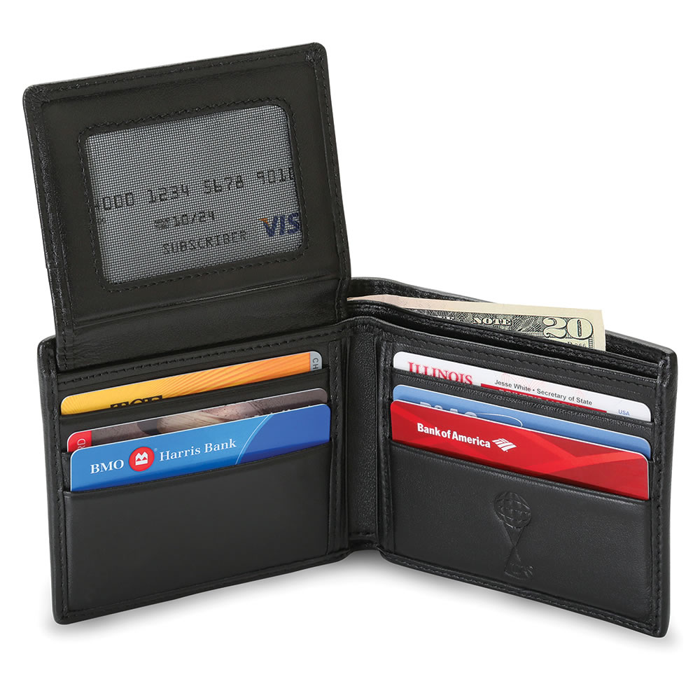 The Genuine Stingray Wallet 3