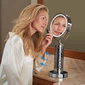 Gentle Breeze Makeup Mirror