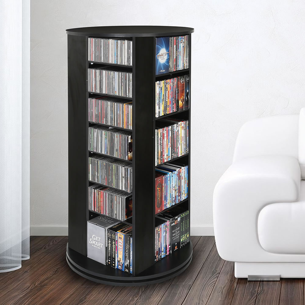 The Space Saving CD/DVD Tower 1