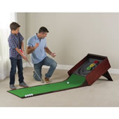 The Putting Arcade.
