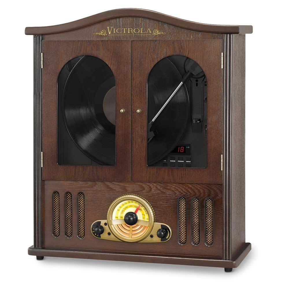 The Space Saving Vertical Victrola 2