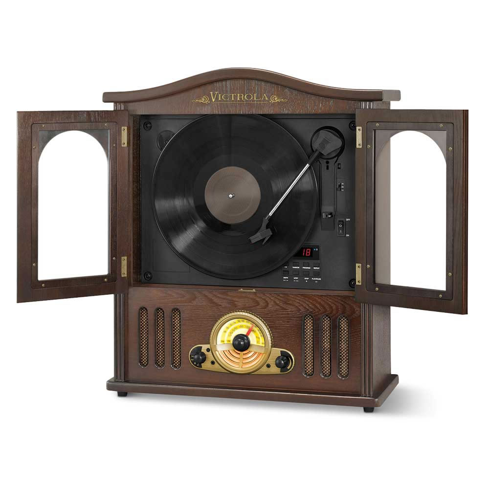 The Space Saving Vertical Victrola 1