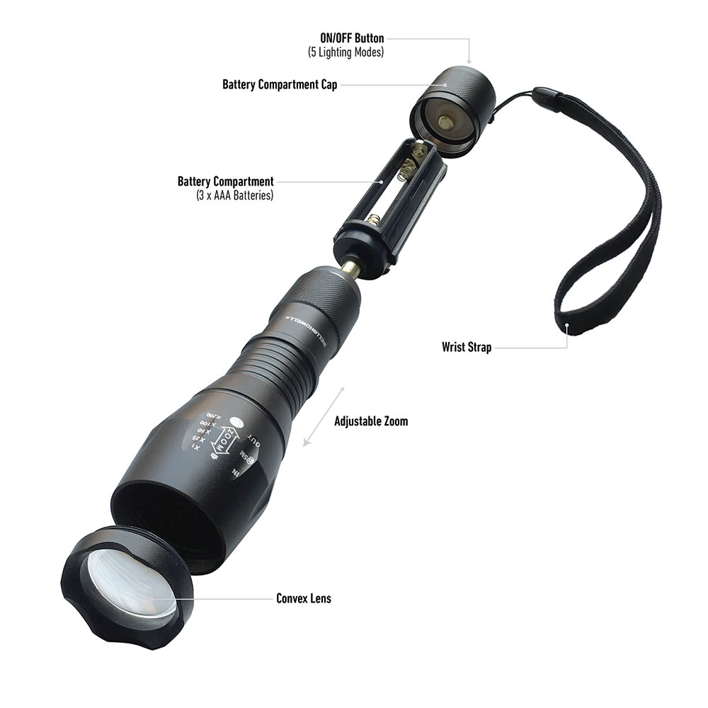 The Five Mile Flashlight 4