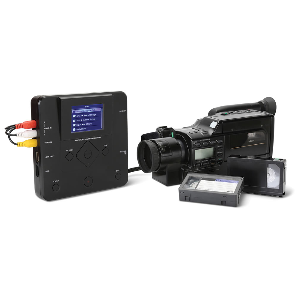 The Any Camcorder To DVD Converter3