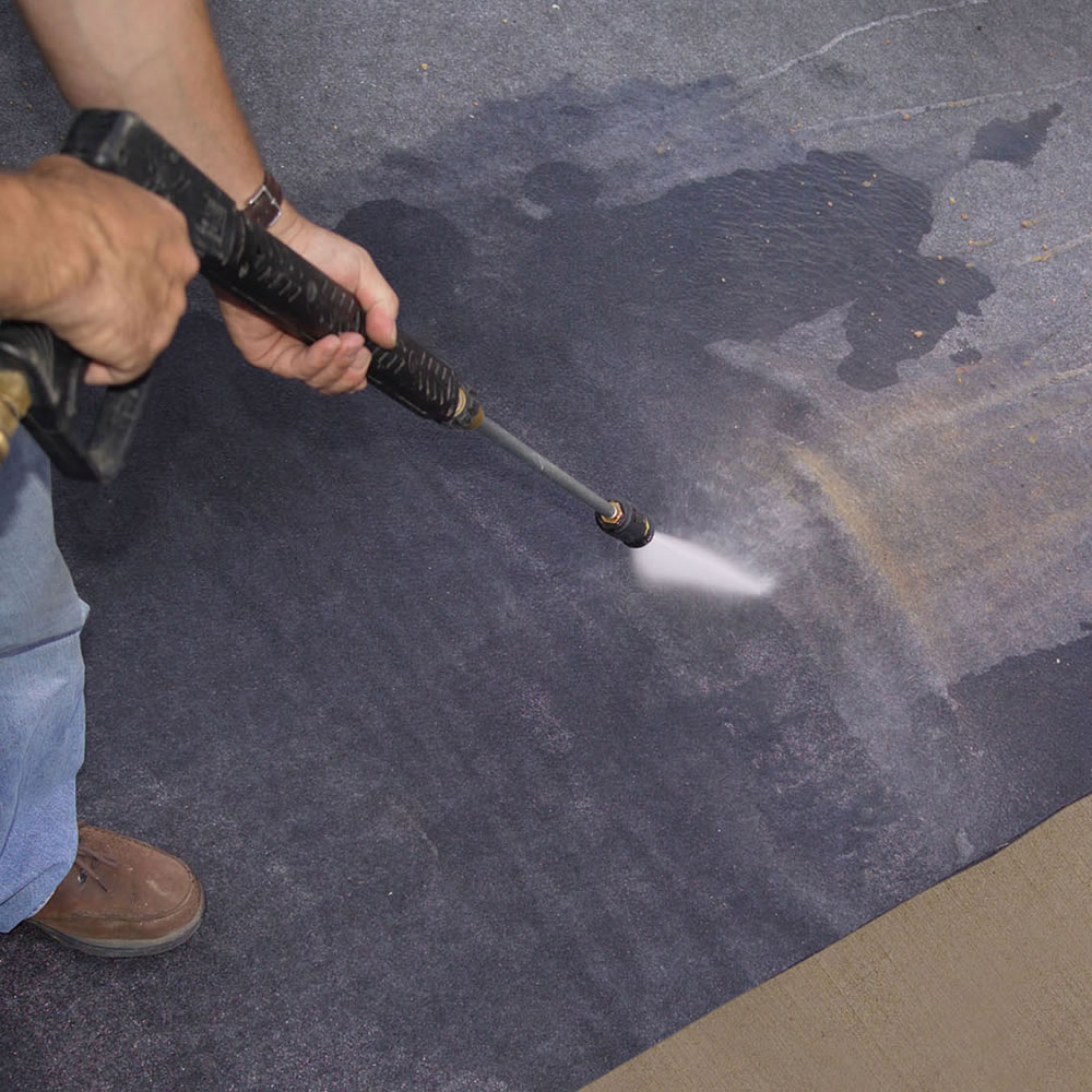 Water Garage Floor: The Water Absorbing Garage Mat