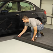 Water Absorbent Garage Rug 20In
