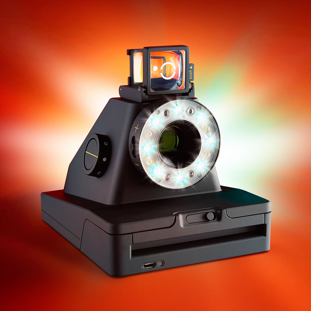 The Next Generation Instant Camera 9