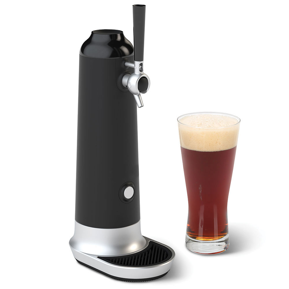 The Flavor Enhancing Home Beer Frother1