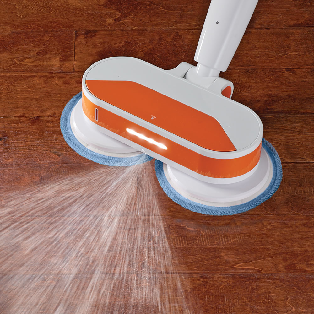 The Cordless Power Mop And Floor Polisher2