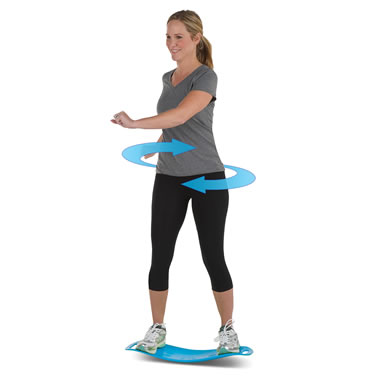 The Core Toning Twister Board.