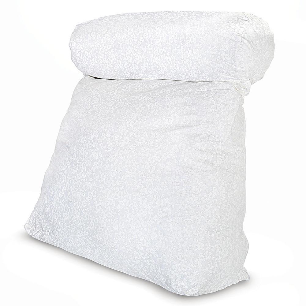 The Sleep Improving Pillow Wedge Hammacher Schlemmer ...