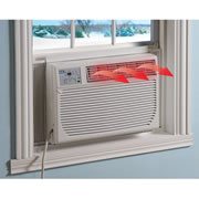 The All Season Air Conditioning/Heating Window Unit.
