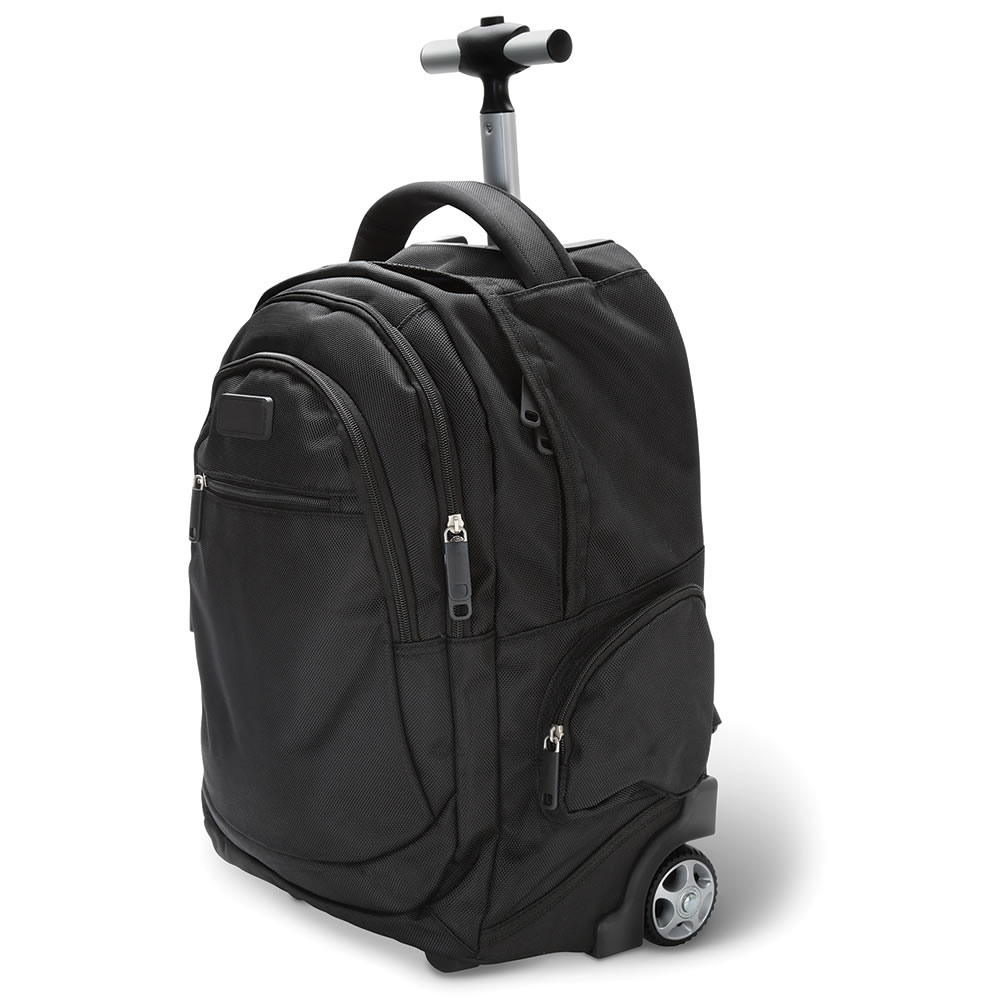 The Rolling Carry On Backpack - Hammacher Schlemmer