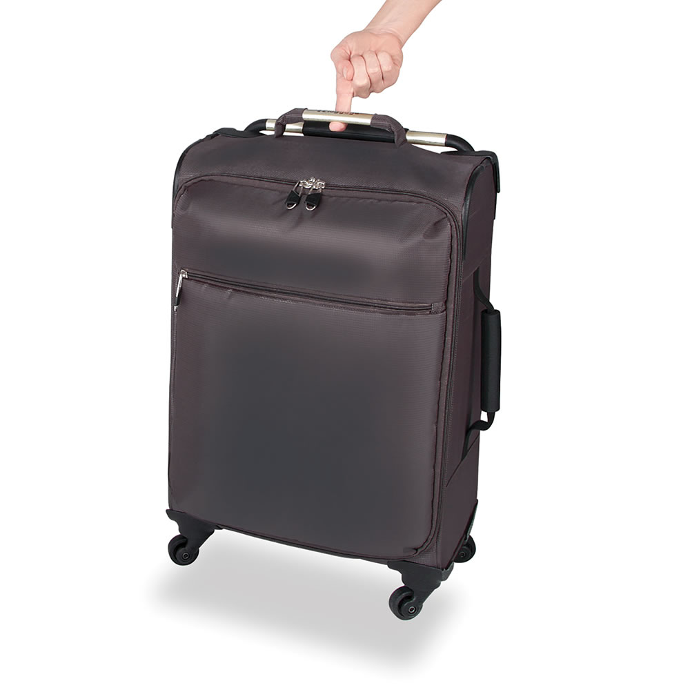 The World's Lightest Carry On - Hammacher Schlemmer