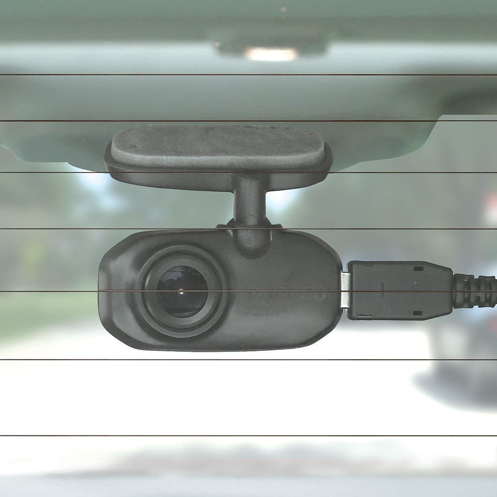 The Front And Rear Dashboard Camera3