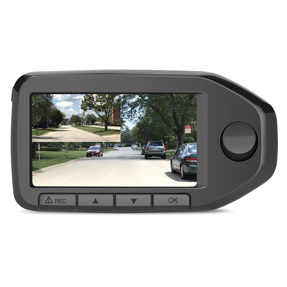 The Front And Rear Dashboard Camera4
