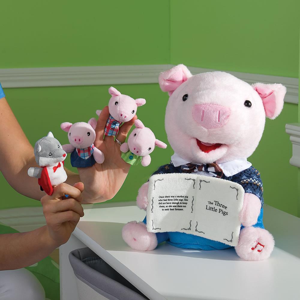 The Animated Storytelling Little Pig2