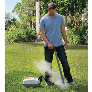 The Weed Killing Steamer.