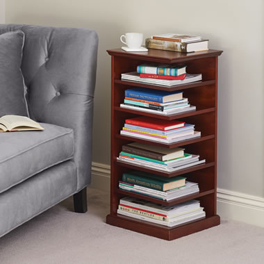 The Organized Reader's Bookstand.