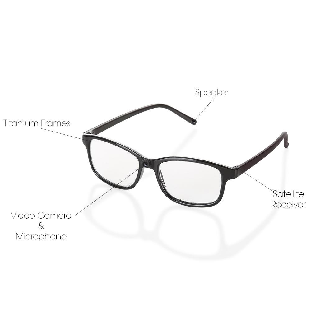 The Wearable Life Coaching Eyeglasses 2
