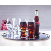The Riedel Crystal Coca-Cola Glasses.