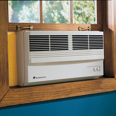 The Air-Filtering Window Ventilator.