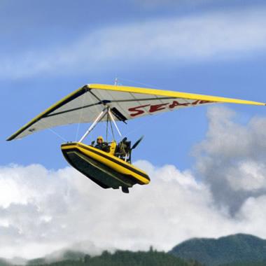 The Aeroboat.