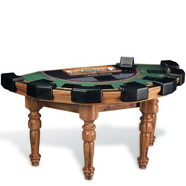 The Electronic Gaming Table.