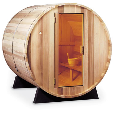 The 6 Person Home Sauna