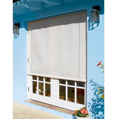 The Down Under 4-Foot Window/Door Shades