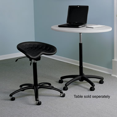 Any-Height Stool