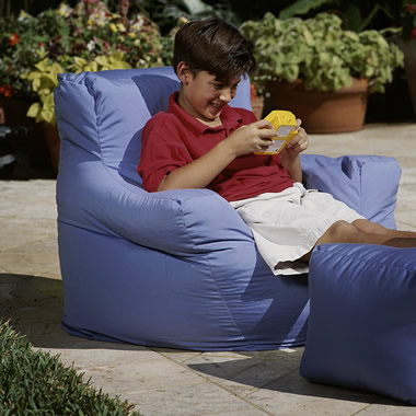 The All-Weather Beanbag Club Chair