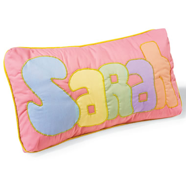 The Personalized Pillow