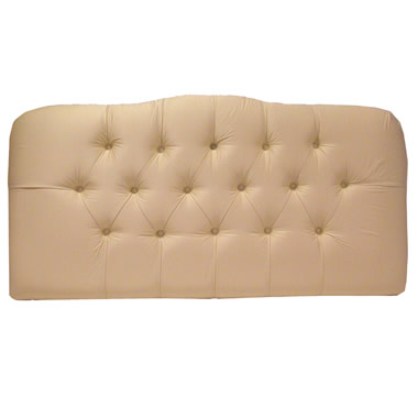 The Arc Tufted Headboard