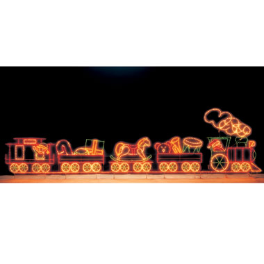 The 15' Holiday Train