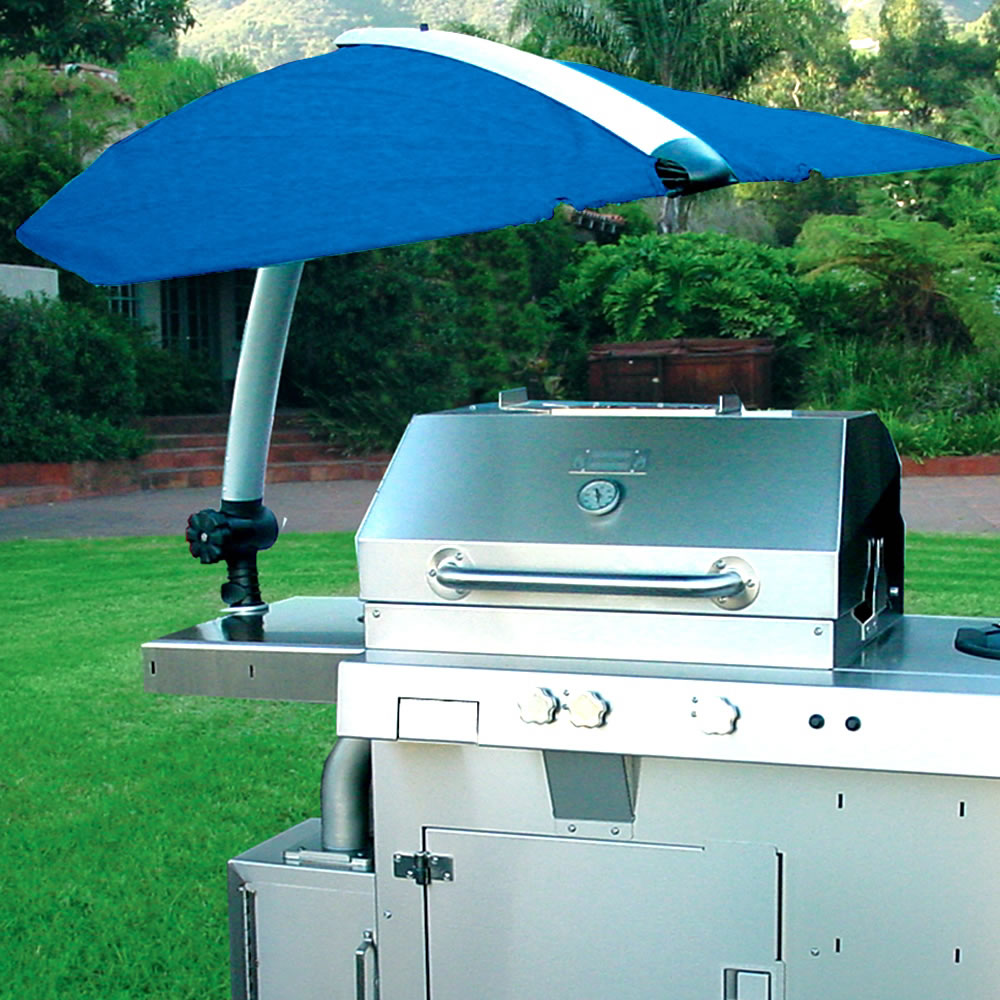 The Grill Comfort Shade - Hammacher Schlemmer