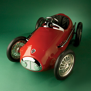 The The Classic Formula 2 Pedal Racer