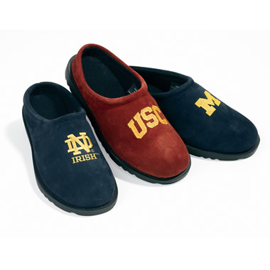 The Alma Mater Slippers